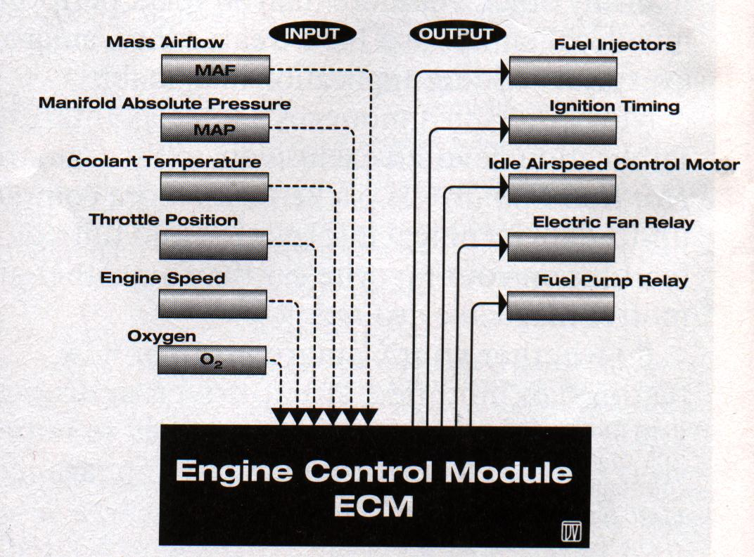 What Is Ecm In Car >> Auto Tap General Terminology
