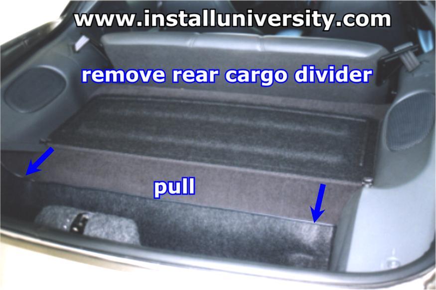 how to fix car door lining tear