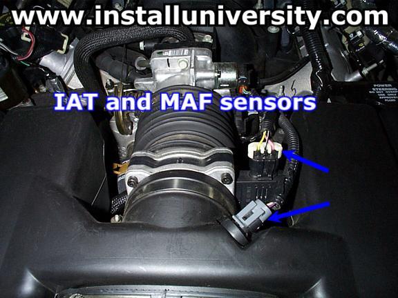 Whisper Lid Installrhinstalluniversity: Mercedes Intake Air Temperature Sensor Location At Elf-jo.com