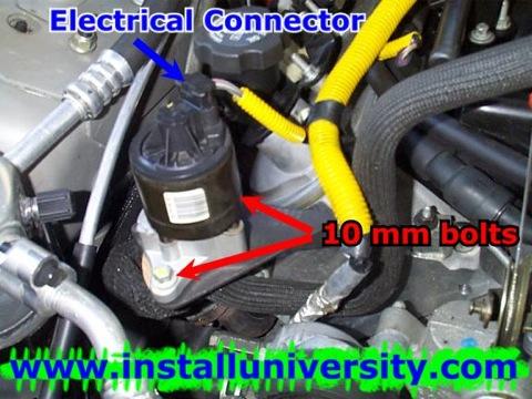 !egr mod - installuniversity.com 99 camaro egr valve diagram #2