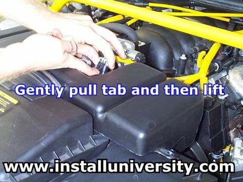 Throttle Body Installatioin - InstallUniversity com
