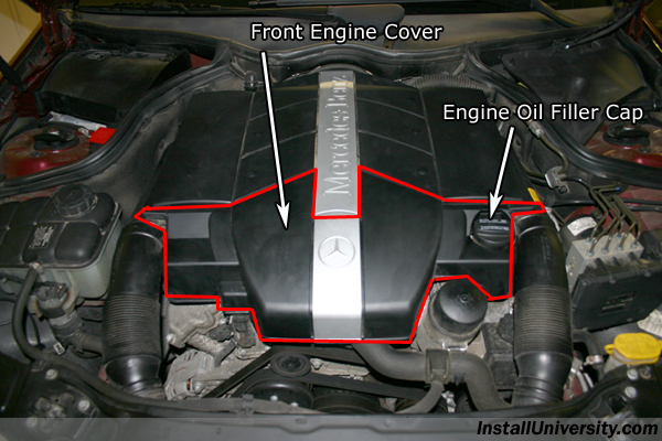 Installuniversity Com Mercedes Benz C Class W203 Fuel