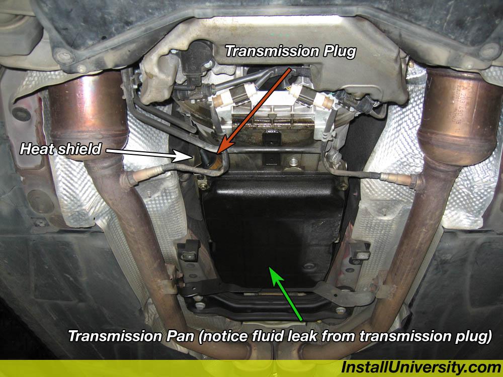 Transmission O Ring Repair Mercedes Benz C Class W203